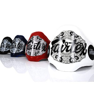 BPV2 Fairtex Light-Weight Belly Pad  페어텍스 BPV2  바디보호대
