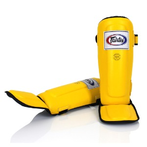 SP3  Fairtex Double Padded Shin Pads 페어텍스 정강이보호대